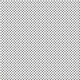 Dots Pattern Background nero Fotografia Stock Libera da Diritti