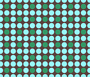 dots pattern background Stock Images