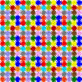 Dots pattern Royalty Free Stock Photo