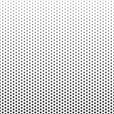 Dots Pattern Gradient Background tramé Images stock