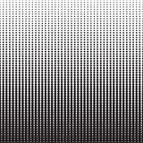 Dots Pattern Gradient Background tramé illustration stock