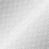 Dots Pattern Gradient Background tramé Images libres de droits