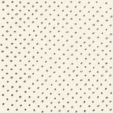 Dots on a sheet of lined paper Royalty Free Stock Photos