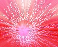 dots spiral διανυσματική απεικόνιση