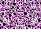 Dots splash Stock Photo