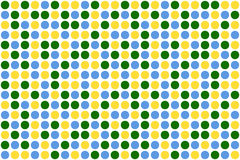 Dots, summer colors royalty free stock photos