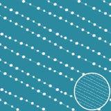 Dots vector background. Stock Photos