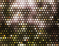 Dots, Yellow Royalty Free Stock Images