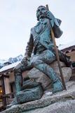 Dott. famoso Gabriel dello scienziato e dell'alpinista Immagine Stock