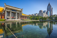 Dott. Sun Yat-sen Memorial Hall Fotografia Stock