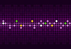 Dotted background Royalty Free Stock Image