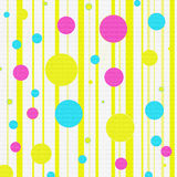 Dotted background Stock Photo