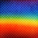 Dotted background Royalty Free Stock Photos