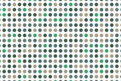 Dotted background with circles, dots, point large scale. Design element for web banners, posters, cards, wallpapers, sites. Royalty Free Stock Photo