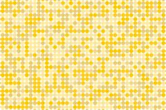 Dotted background with circles, dots, point large scale. Design element for web banners, posters, cards, wallpapers, sites. Stock Image