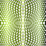 Dotted background GREEN Royalty Free Stock Photo