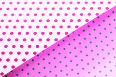 Dotted background Royalty Free Stock Photography