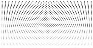 Dotted background. Vector pattern royalty free illustration