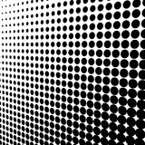 Dotted background (vector) Royalty Free Stock Photography