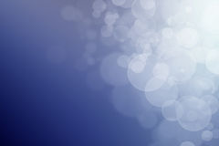 Dotted blue background. Dotted abstract blue background for your own creations Royalty Free Stock Image