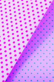 Dotted cardboard background Stock Image