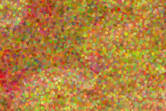 Dotted digital background  Stock Image