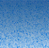 Dotted halftone background Stock Images