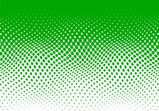 Dotted halftone background. Vector illustration of a dotted halftone background Royalty Free Stock Images