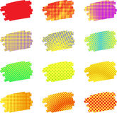 Dotted highlighter stock photos