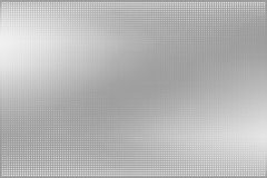 Dotted metal abstract backround Stock Image