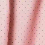 Dotted pale pink soft textile for background. Dotted pink soft textile for background royalty free stock photo