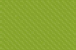 Dotted pattern with circles, dots, point large scale. Design element for web banners, posters, cards, wallpapers, sites, panels. Green color royalty free illustration