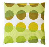 Dotted pillow. Isolated Royalty Free Stock Photo