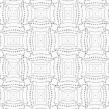 Dotted rectangle with doted structure Stock Photos
