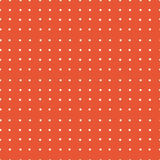 Dotted Retro Seamless Background Stock Image