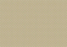 Dotted Retro Texture Stock Image