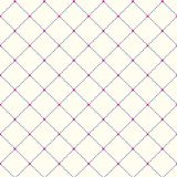Dotted Seamless Pattern with Rhombus Structure Texture Royalty Free Stock Photography