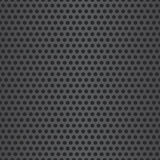 Dotted Seamless Steel Background Stock Images