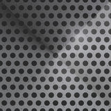 Dotted Steel Background Illustration Royalty Free Stock Image