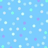 Dotted up in Blue. Blue dotted digital backkground papers stock photo