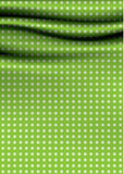 Dotted vector drapery. Soft wavy cloth. Clean, discreet color. Royalty Free Stock Photo