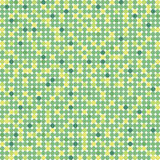 Dotted Vector Pattern Stock Photography
