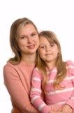 dottermoder arkivbilder