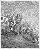 Dottern för Jephthah ` s kommer att möta hennes fader
