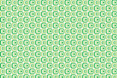 Dotts. Retro funky background Royalty Free Stock Photos