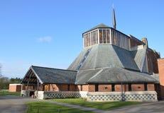 Douai Abbey Stock Image