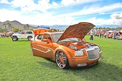 Douane Chrysler 300 Stock Fotografie