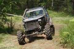 Douane offroad voertuig Stock Afbeelding