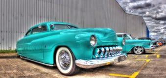 Douane ontworpen jaren '50 Ford Mercury Stock Foto's