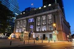 Douanekantoor Van Alexander Hamilton Stock Afbeelding